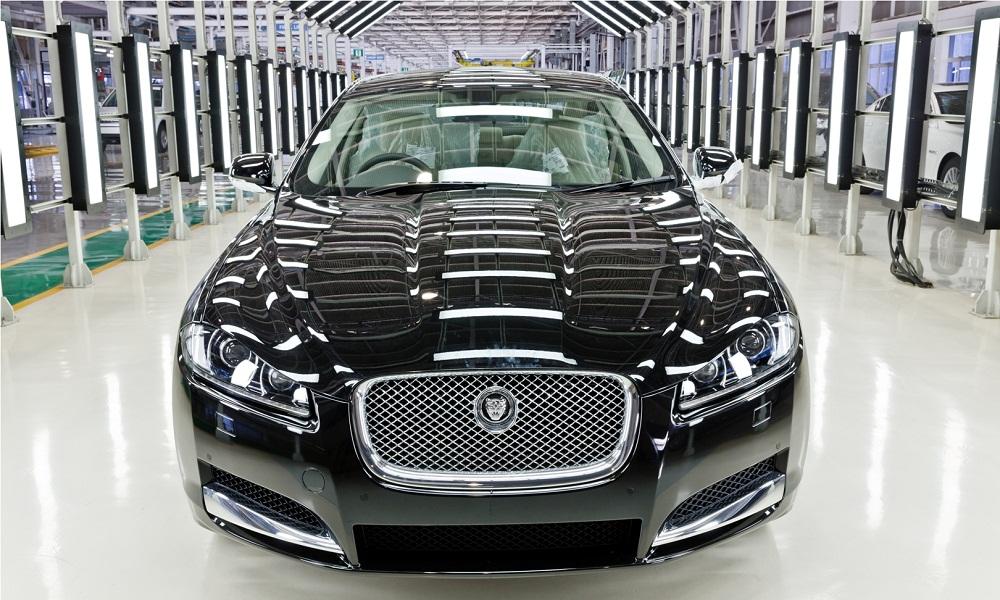 Jaguar-XF-India