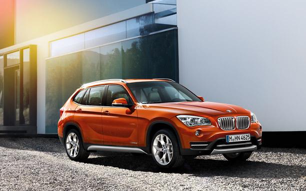 New-BMW_X1