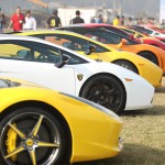 Supercars on display at 5th Parx Super Car Show2