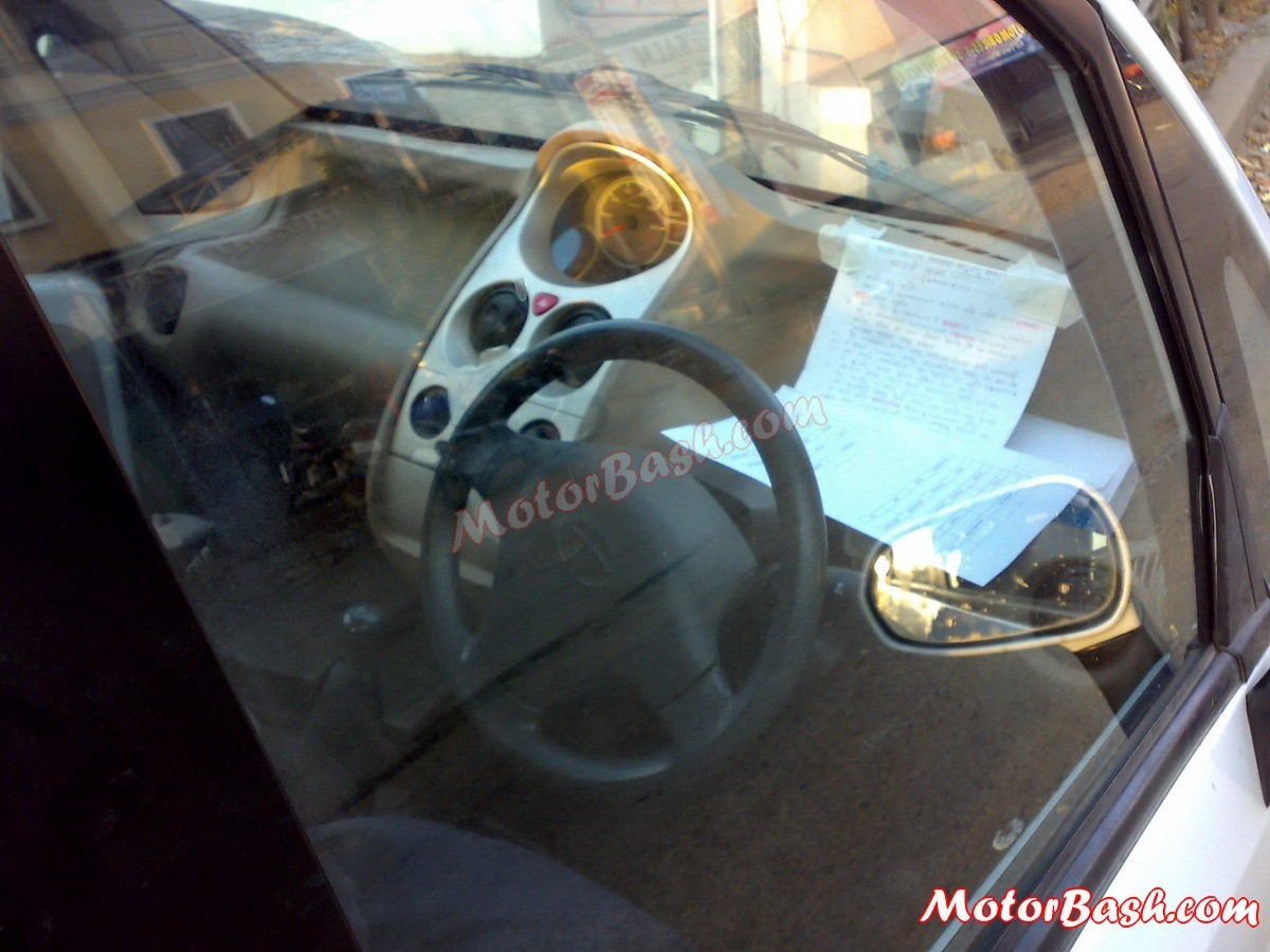 Tata-Nano-Diesel-Interior