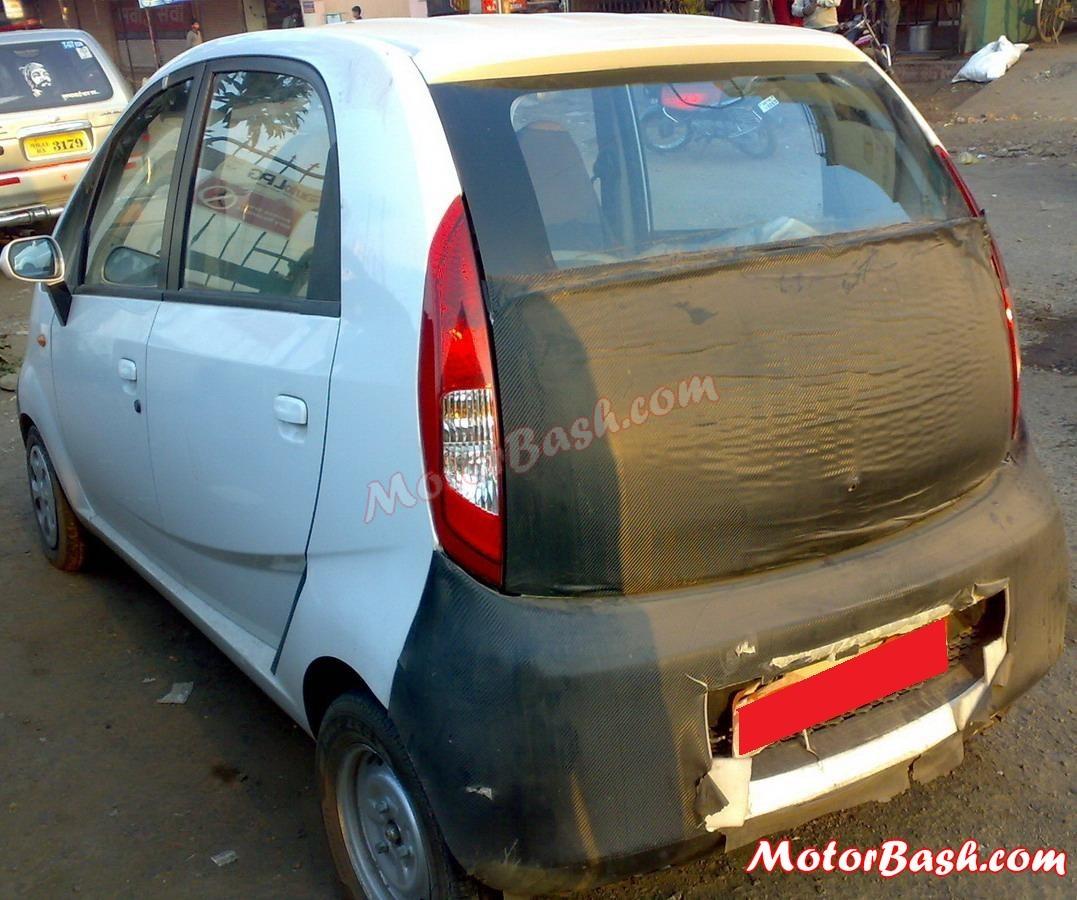 Tata-Nano-Diesel-Rear