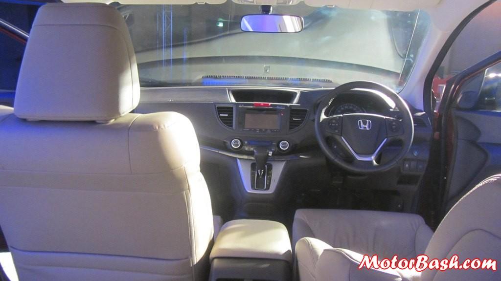 2013-Honda-CRV-Interior