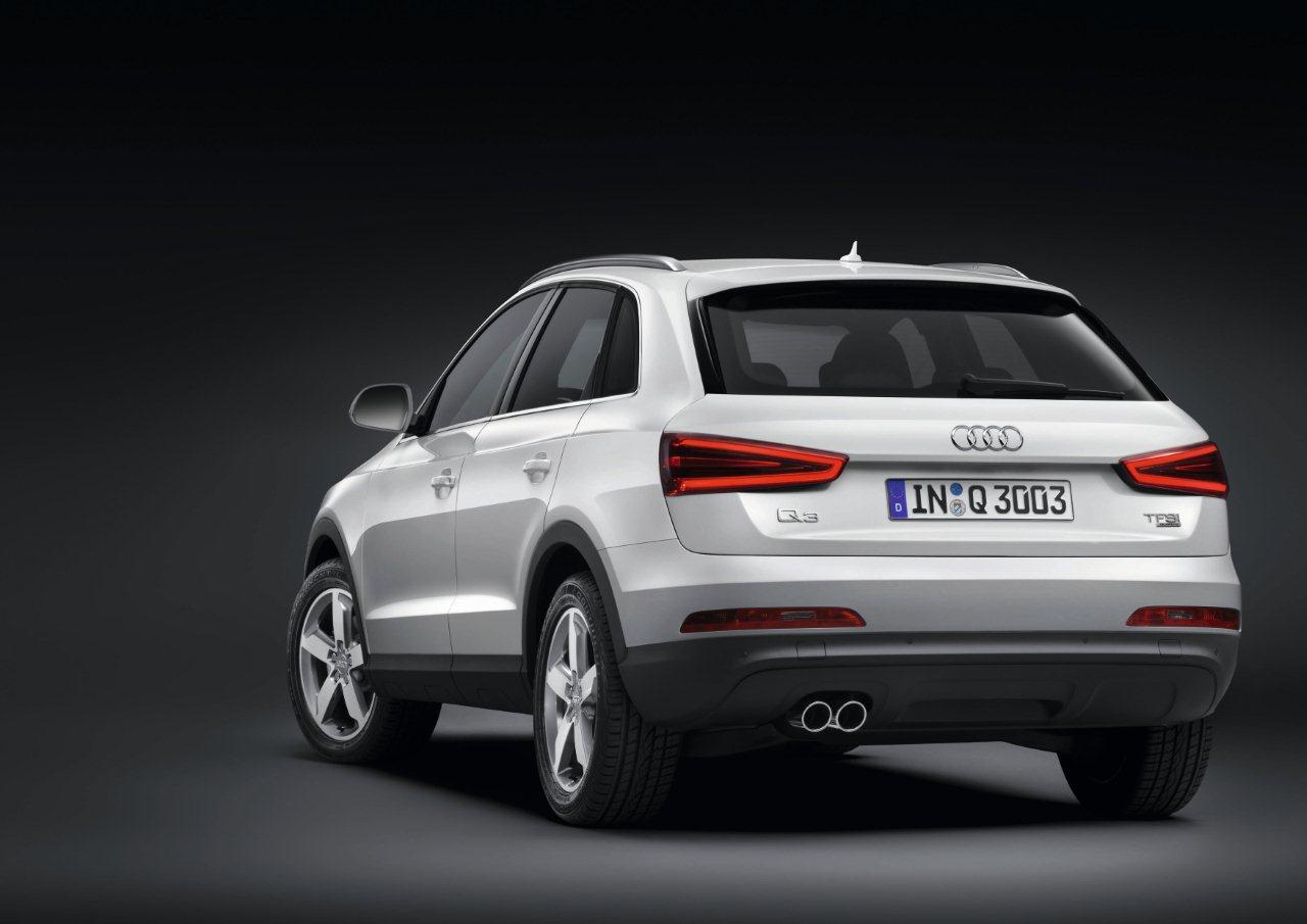 audi india launches audi q3 2 0 tfsi petrol at lakh. Black Bedroom Furniture Sets. Home Design Ideas