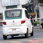 SPIED: Bajaj Testing RE60 Extensively Before its Launch Around March