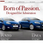 Fiat Refreshes its Website; Sign of Good Times to Come!