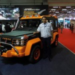 Force Launches Fabulous Looking New 2013 Gurkha – An Extreme Offroader