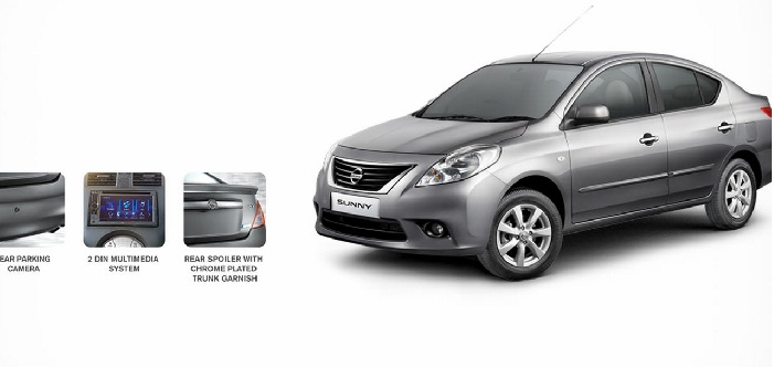 Nissan-Sunny-Special-Edition-Features