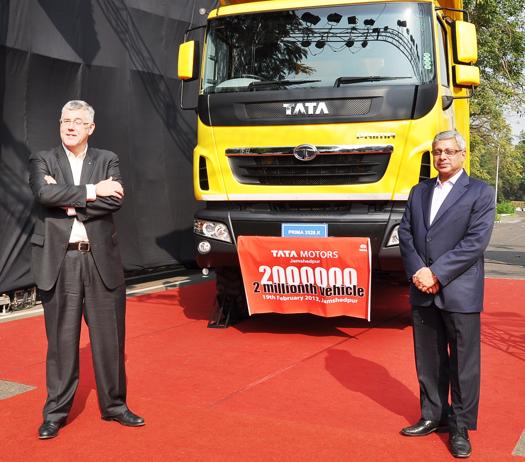 Tata's-Two-Millionth-Truck