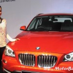 New BMW X1 Facelift 137 Pic Mega Gallery With Diya Mirza