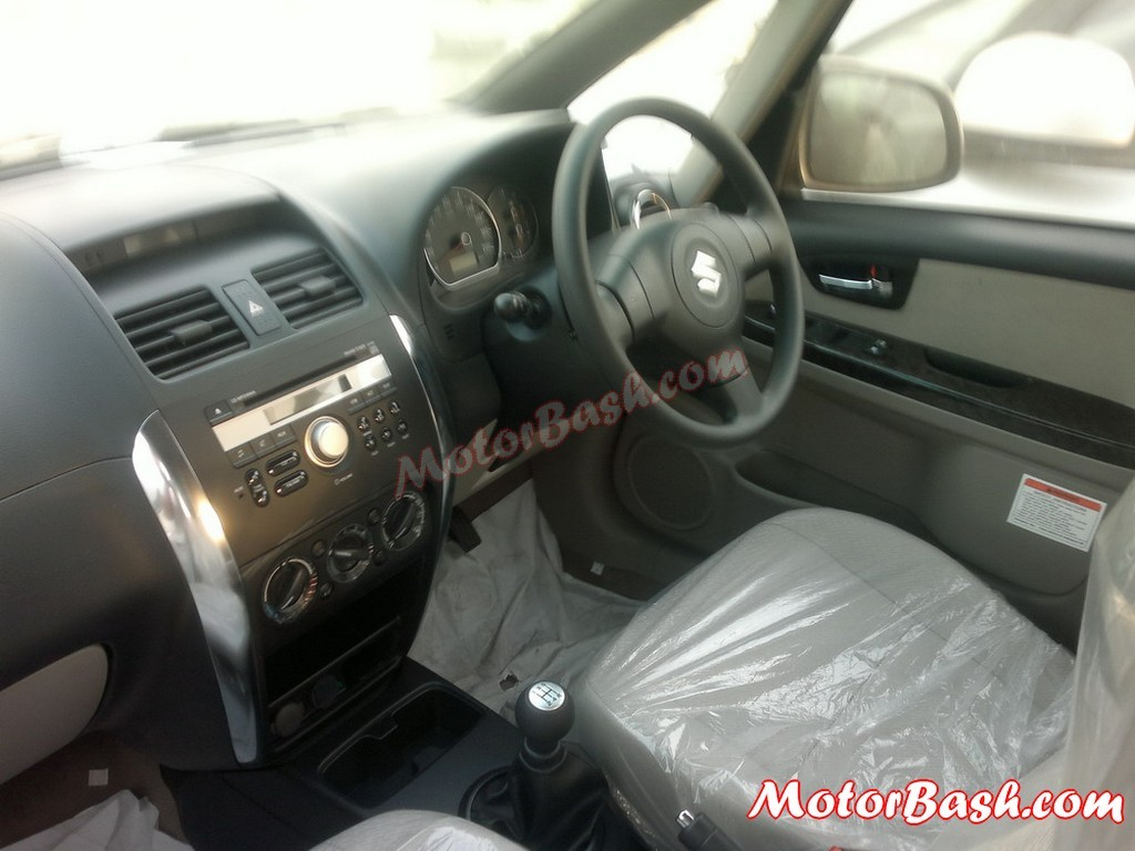 Gps Stereo System For Car 2013 Maruti SX4 Facelift Pics,Changes & All Details Revealed [9 Live ...