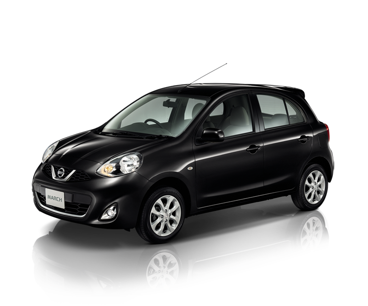 2013 Nissan March Micra Facelift 4 Motorbash Com