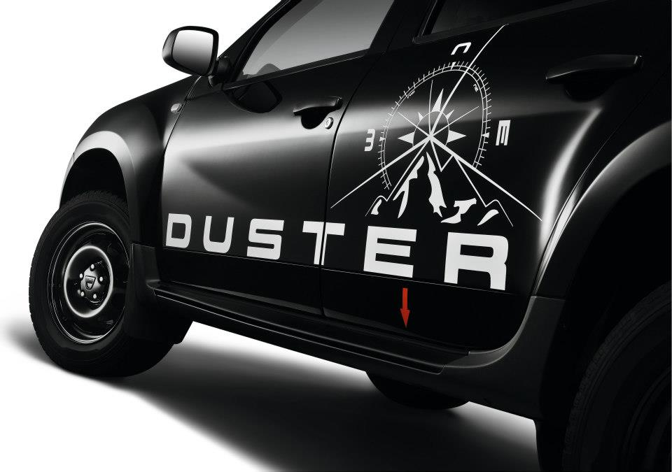 Renault Dacia Unveils Limited Edition Duster Adventure 13