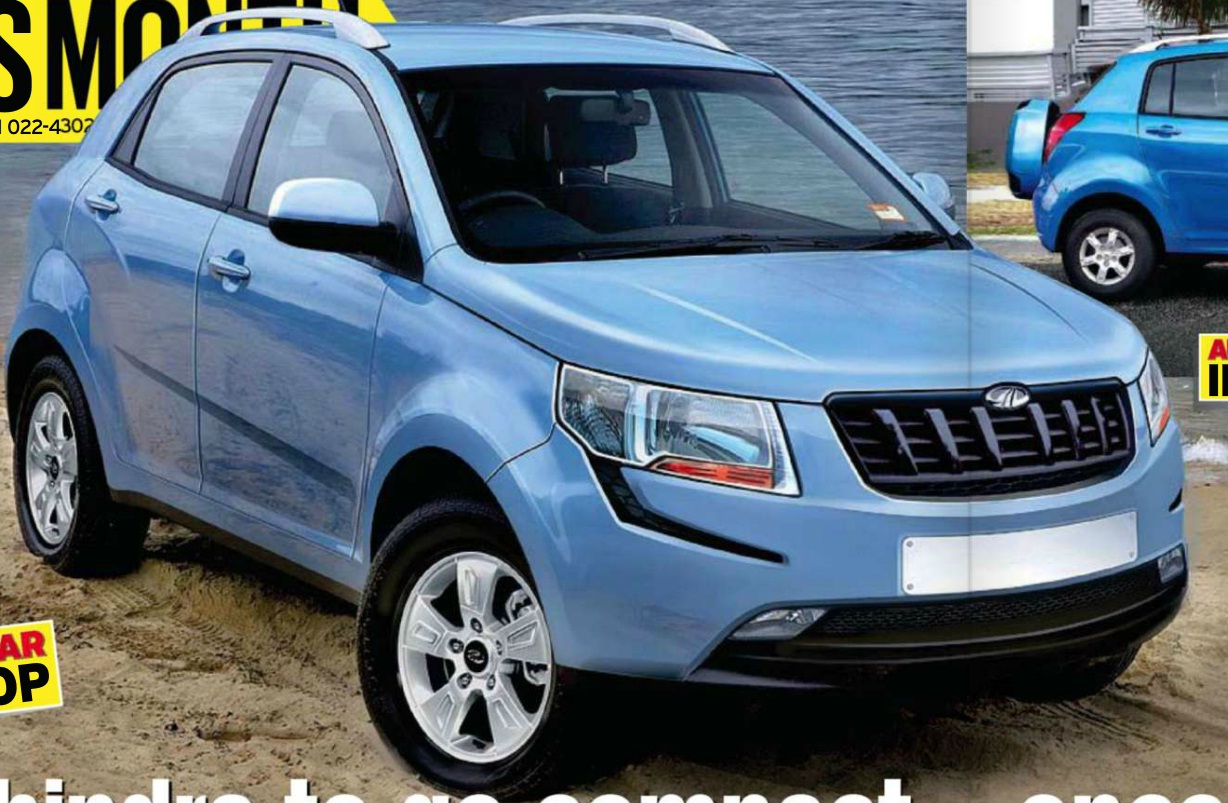 So what can we expect from Mahindra company, the compact segment is