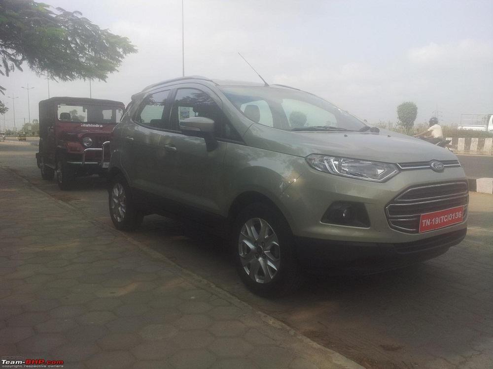 Ford-Ecosport-Interior-Beige (6)