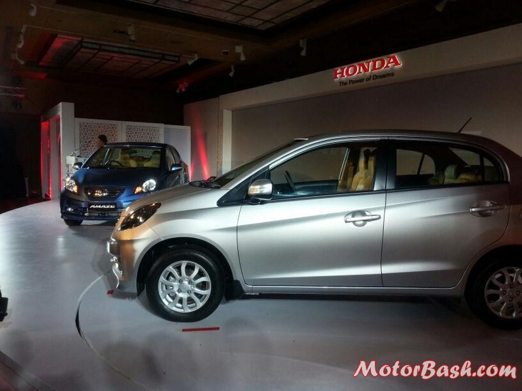 Honda Amaze Price - Vi...