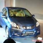 Breaking: Honda Amaze Launch – Live Coverage! Launched at 4.99 Lakh [Pics Added]