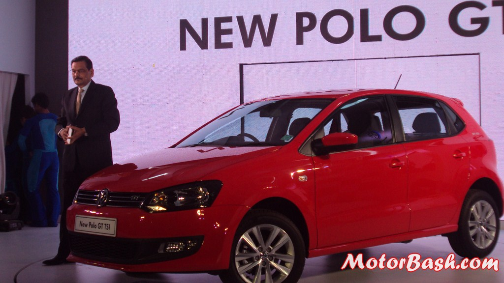 Hot Hatch Vw Polo Gt Tsi Launched At 7 99 Lakh