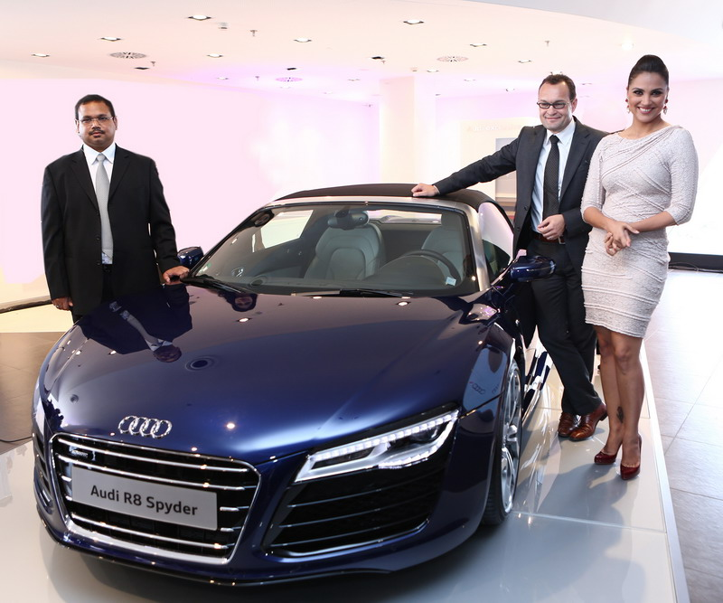 Audi-Bhubaneswar-Launch