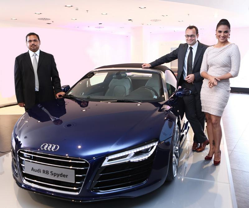 Audi-Bhubaneswar-Launch