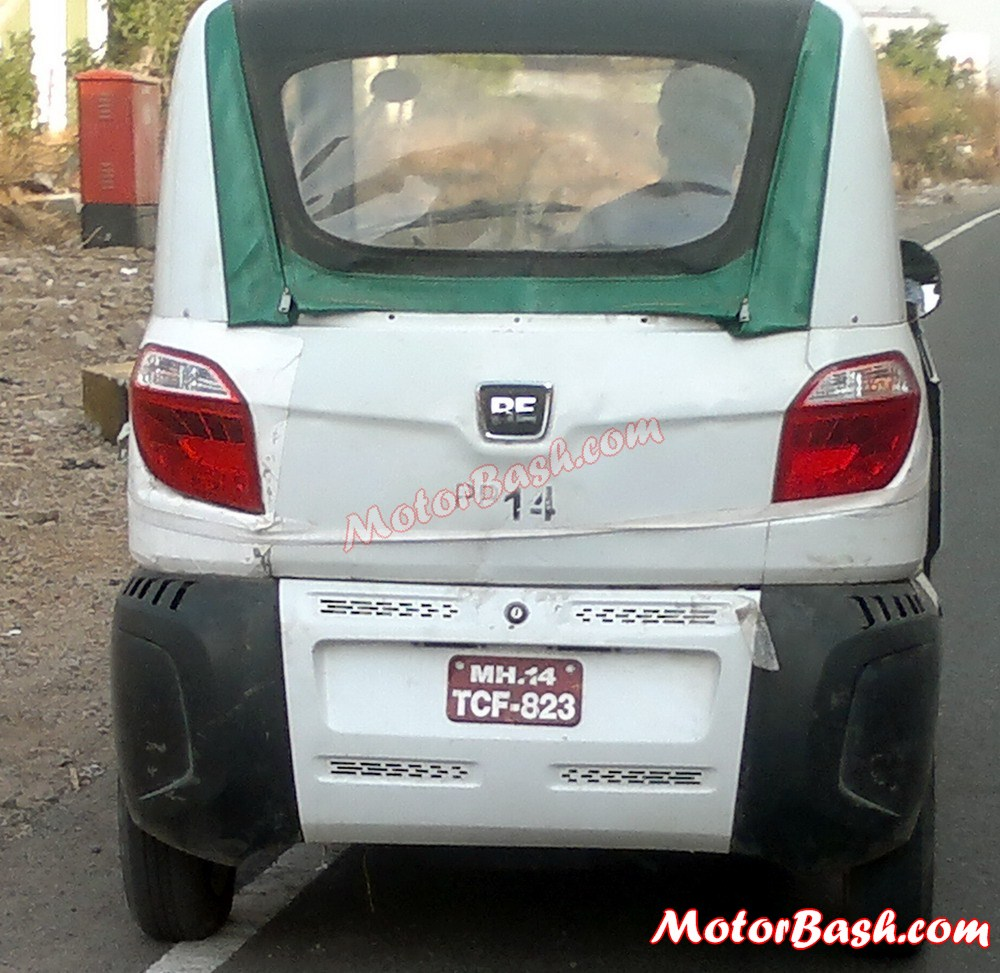 Bajaj-RE60-Quadricycle