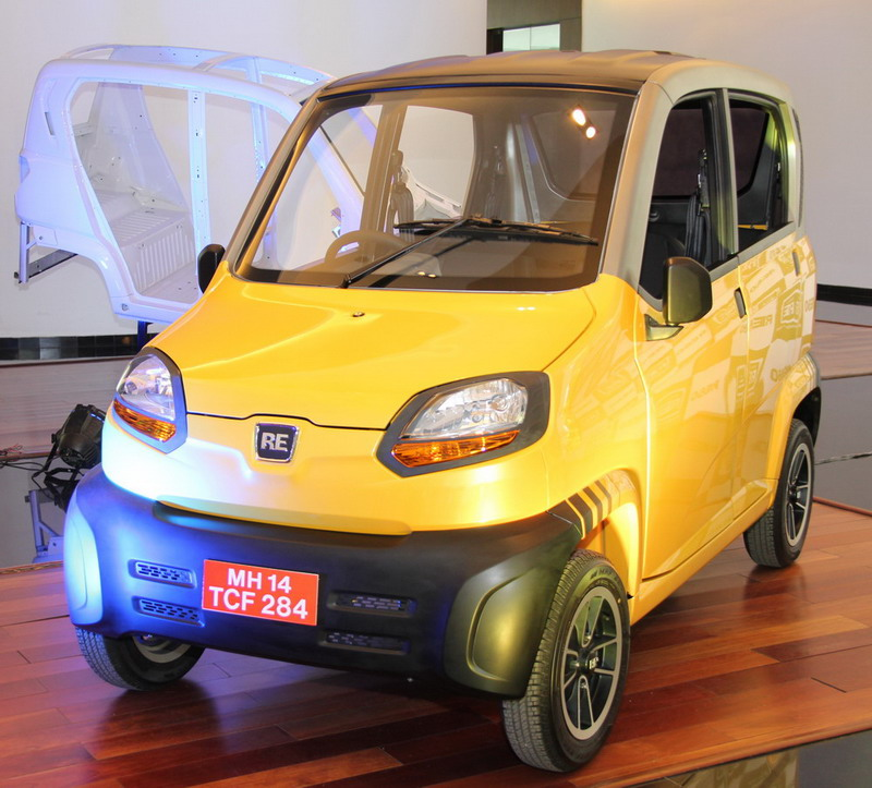 list of upcoming quadricycles: polaris, mahindra, tata and piaggio