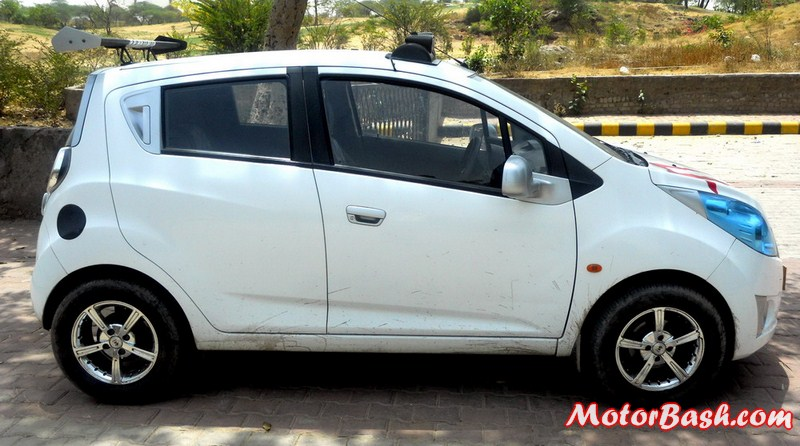 Quick User Review Of Modded Chevrolet Beat Diesel 10 Pic