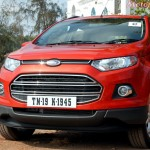 Ford Recalls 972 Diesel EcoSports in India