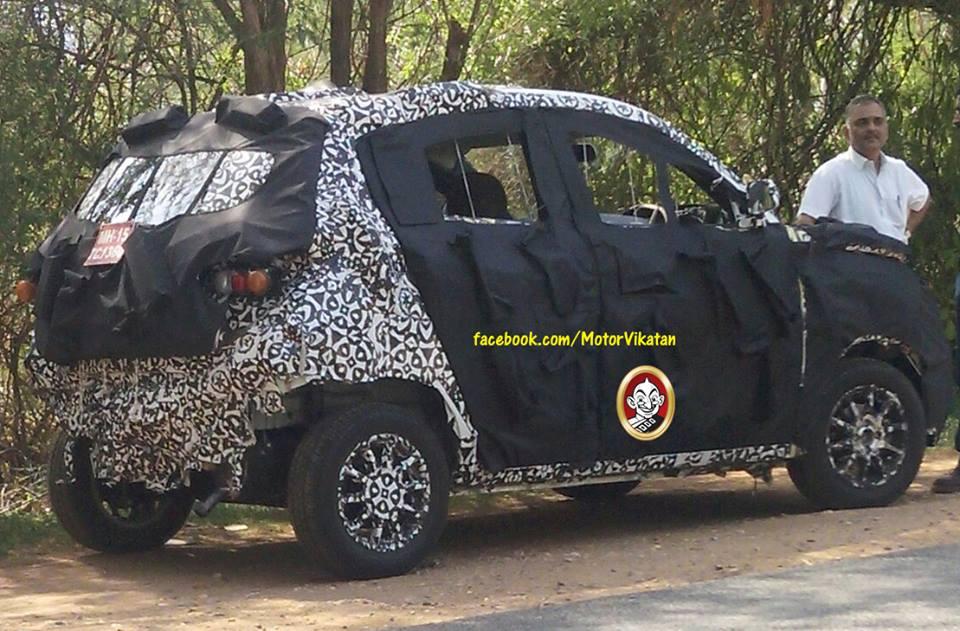 Mahindra-S101-spy-pic