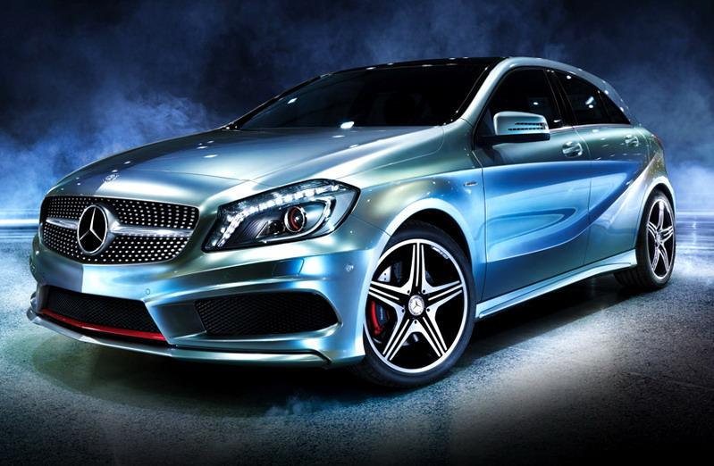 Mercedes-A-Class-India
