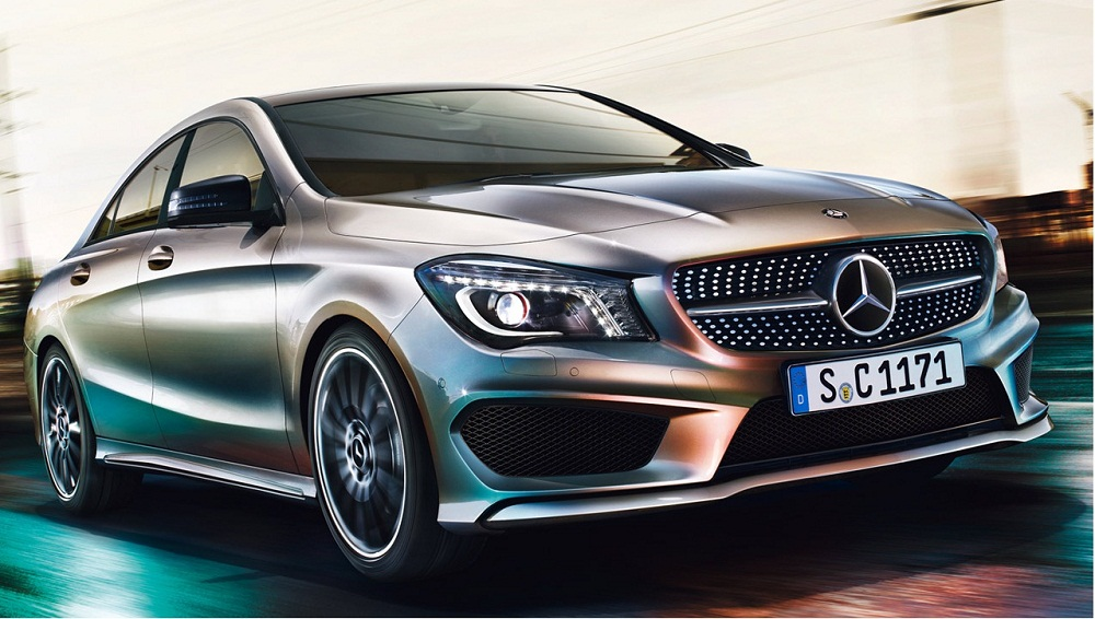Mercedes-CLA-India