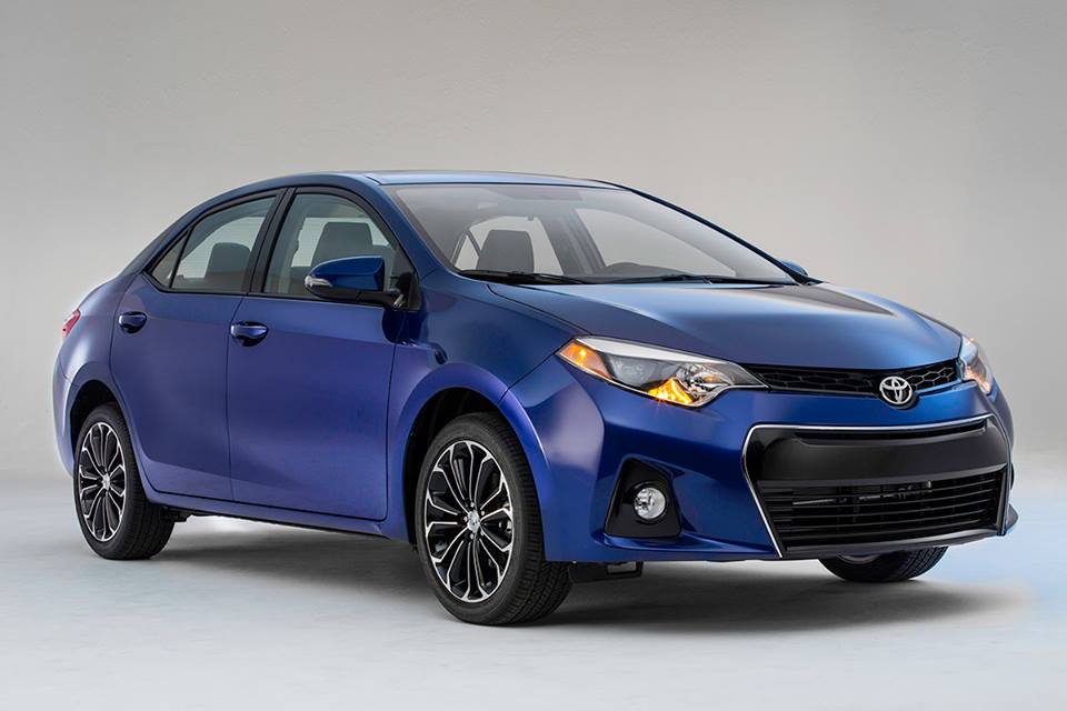 Here is the All-New Sleeker Smarter 2014 Toyota Corolla, Unveiled