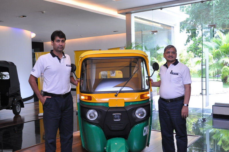 Bajaj-RE-Compact-Launch