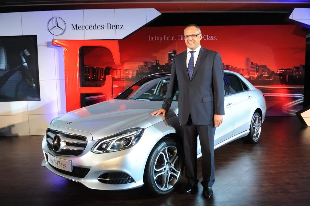 New-Mercedes-E-Class-Launch