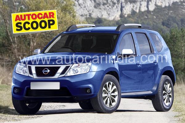 Nissan-Terrano-Duster-SUV