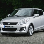 New 2013 Suzuki Swift Facelift: Official Pictures, Features, Changes & Details