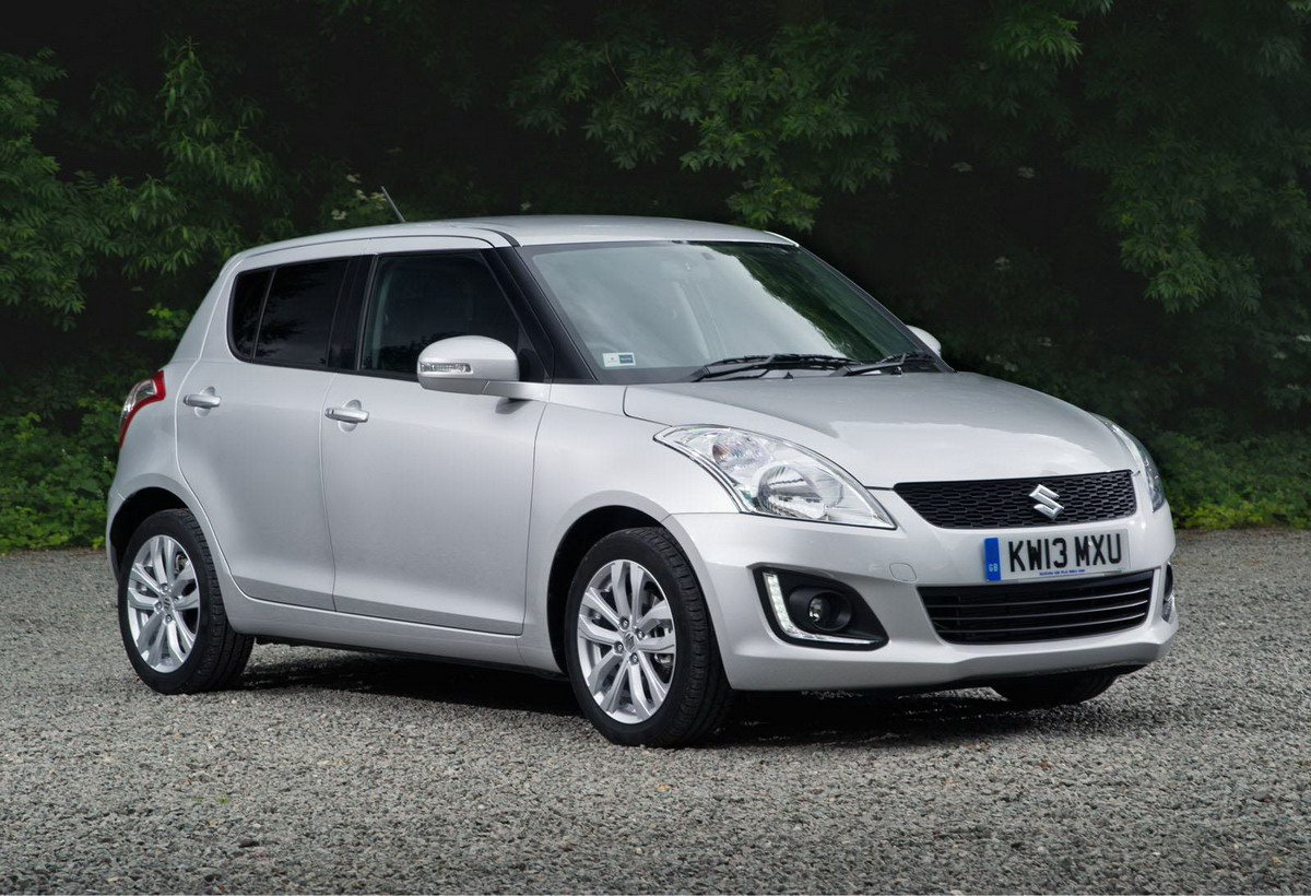 new 2013 suzuki swift facelift pictures features details launch. Black Bedroom Furniture Sets. Home Design Ideas