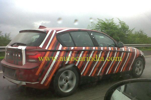 BMW-1-Series-India-Spy-Pic