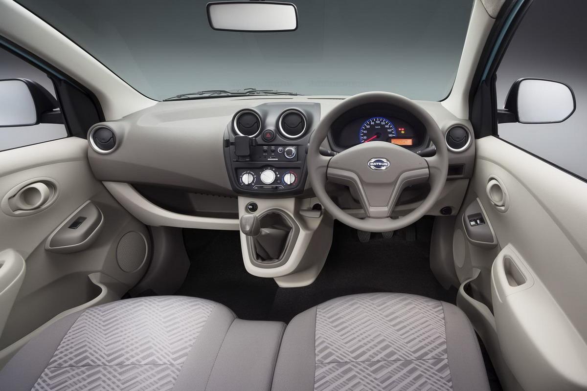 Datsun-Go-Dashboard