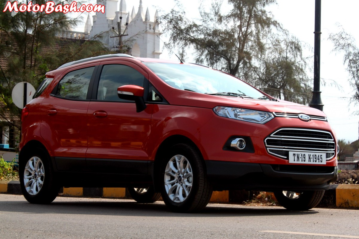 Ford Ecosport Versus Renault Duster Specs Pics Details Price