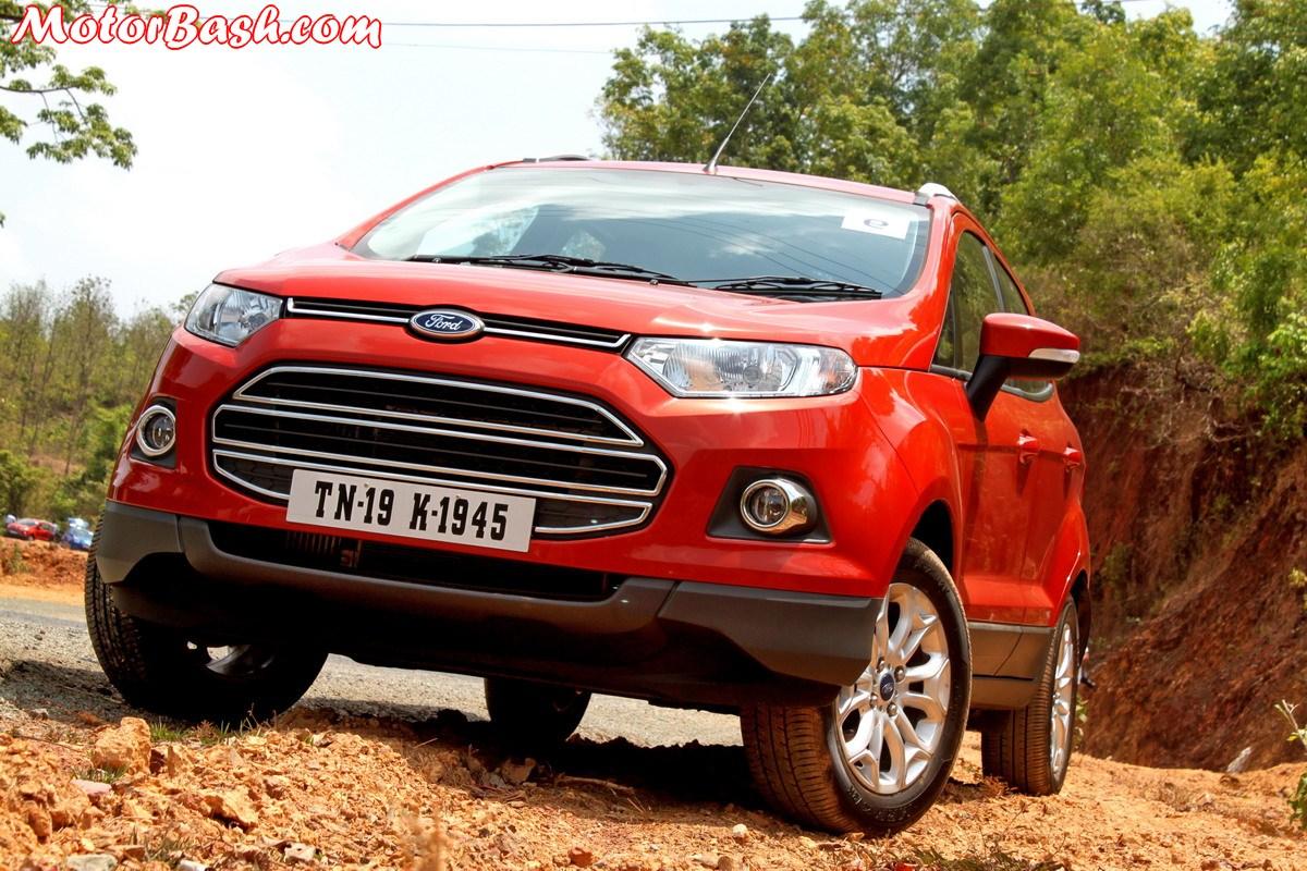 Ford EcoSport Versus Renault DusterSpecsPicsDetailsPrice