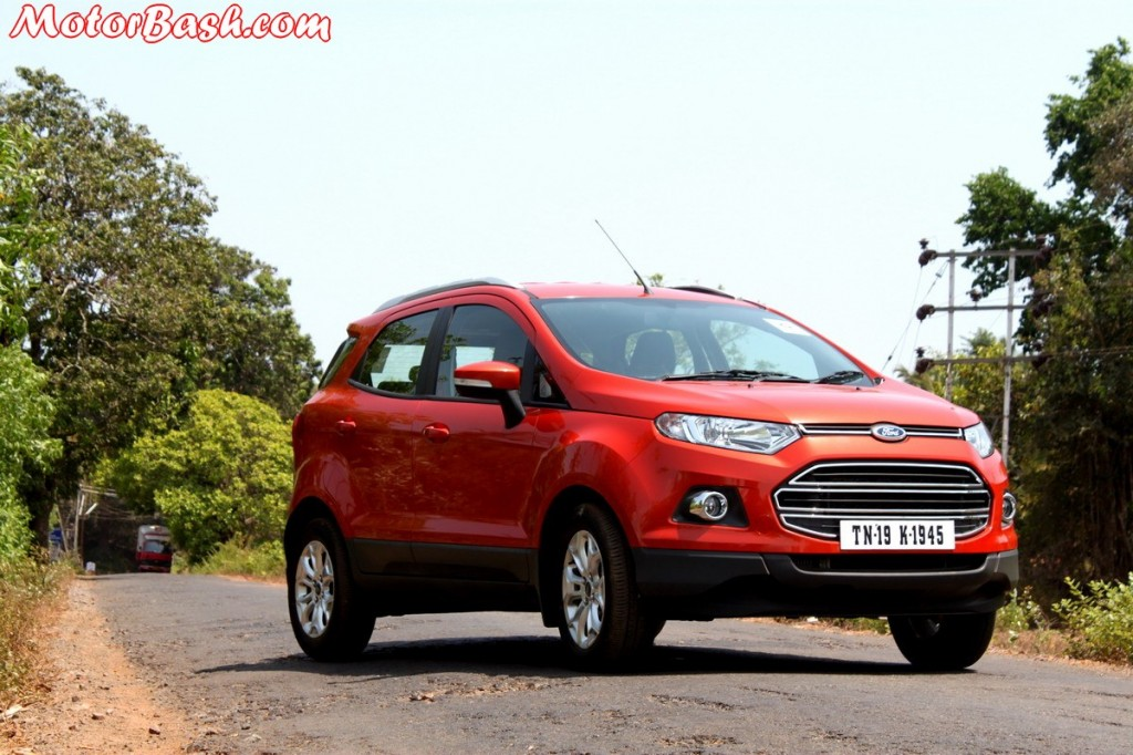 Ford EcoSport Prices Hiked
