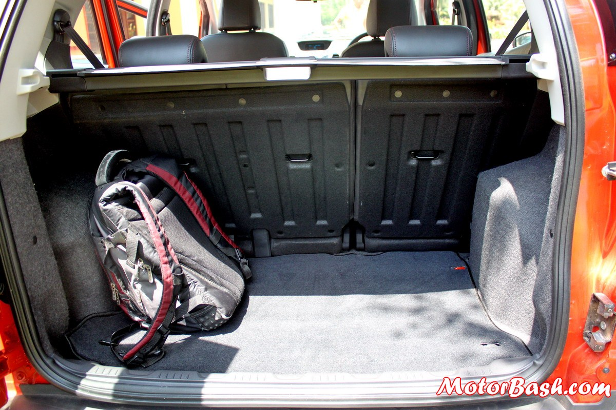 Image Result For Ford Ecosport Interior Space