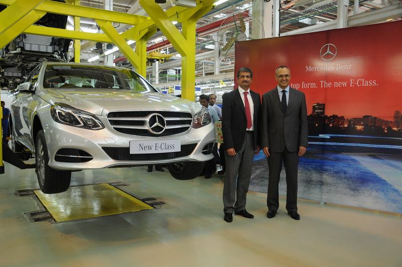 Mercedes-E-Class-CKD-Pune