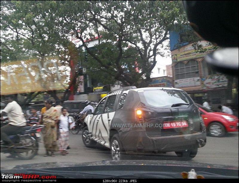 Nissan-Terrano-Spy-Pic (2)