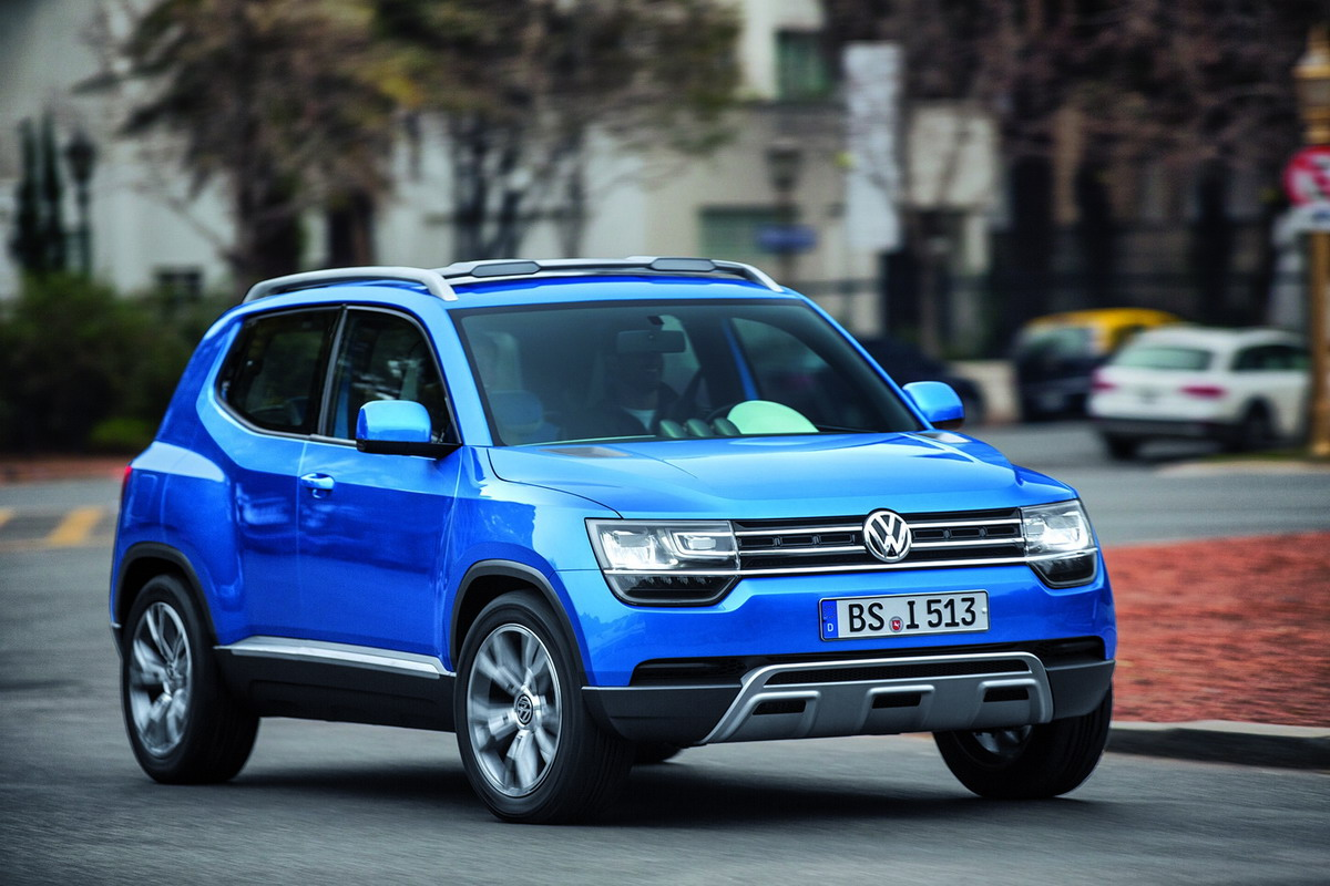 autocar new car release datesAutocar Drives EcoSportSlayer VW Taigun Details  New Pics Released