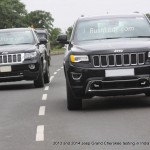 SPIED: 2013 & 2014 Grand Cherokee Caught In India; Which One is Coming to India?
