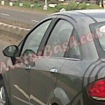 More Spyshots of Upcoming 2014 Fiat Linea; Includes a Clearer Rear Shot