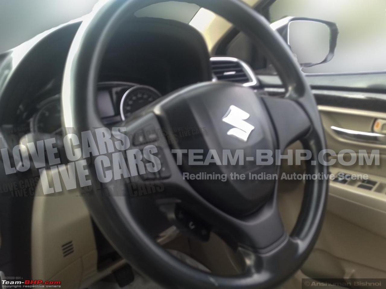 2014-Maruti-SX4-YL1-steering