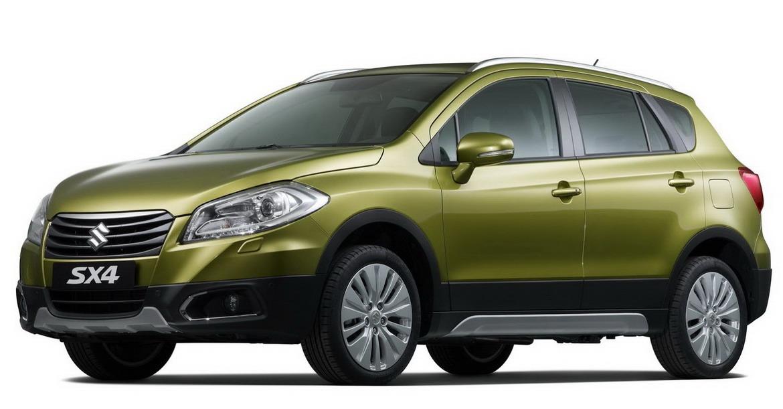 2014-Suzuki-SX4-compact-Crossover