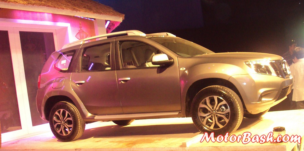 Nissan-Terrano-Unveiling